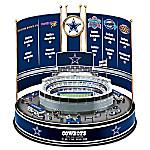 Dallas Cowboys NFL Super Bowl Champions Illuminated Victory Carousel