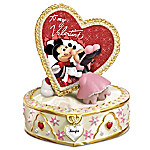 Disney Let Me Call You Sweetheart Mickey Mouse And Minnie Mouse Personalized Music Box