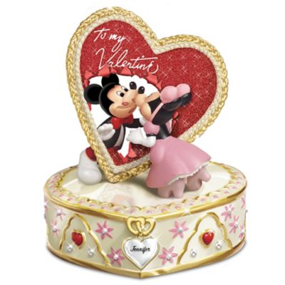 Bradford Exchange Disney Let Me Call You Sweetheart Mickey Mouse And Minnie Mouse Personalized