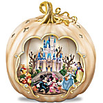 Disney's Spook-tacular - Halloween-Themed Pumpkin Tabletop Centerpiece
