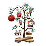Tabletop Tree - PEANUTS Classic Holiday Memories Tabletop Tree
