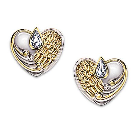 Always In My Heart Non-Pierced Earrings