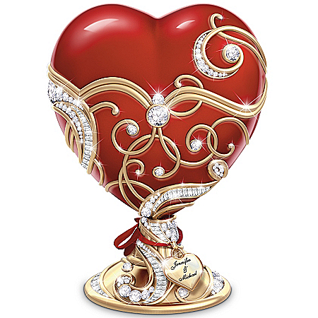 Heart Music boxes