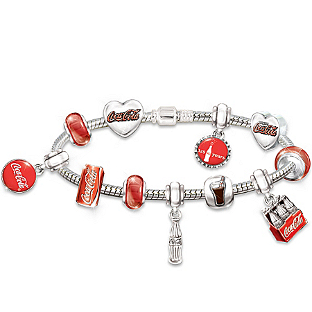 Coca-Cola 125th Anniversary Celebration Bracelet