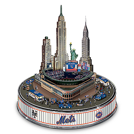 """The New York Mets Citi Field """"Victory""Carousel"""