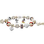 A Walt Disney Style Celebration - Mickey Mouse Charm Bracelet