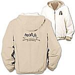 Loyal Companion Shih Tzu Women's Fleece & Microfiber Reversible Jacket