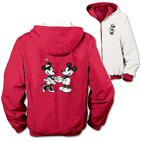 Disney Double The Magic Women's Reversible Jacket