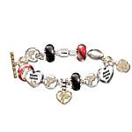 Go Falcons! #1 Fan Charm Bracelet