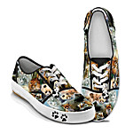 Wildlife Art Women's Shoes - Protect The Wild