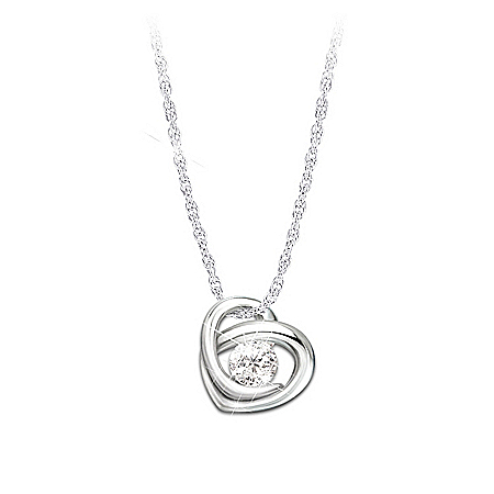 Daughter Diamond Pendant Necklace: Precious As A Diamond