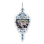 New England Patriots NFL Super Bowl LI Champions Ornament