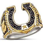 Horseshoe Western Style Ring - Spirit Of The West