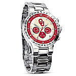 Oklahoma Sooners Collector's Watch