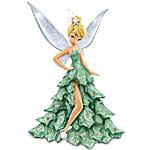 Disney Tinker Bell Christmas Figurine - Oh Christmas Tree