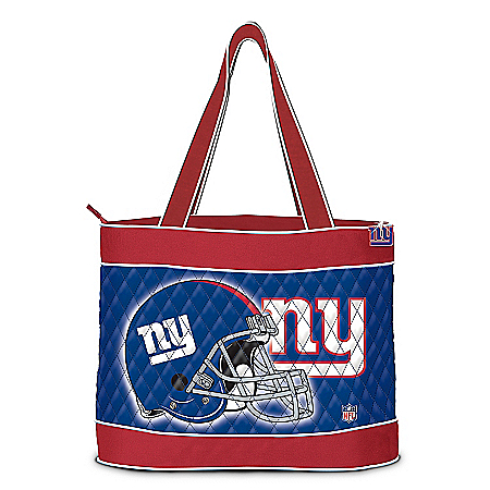 NFL New York Giants Tote Bag