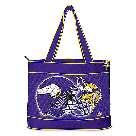 NFL Minnesota Vikings Tote Bag
