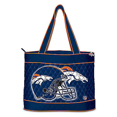 NFL Denver Broncos Tote Bag