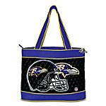 NFL Baltimore Ravens Tote Bag
