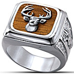 Men's Ring - Trophy 10-Point Buck