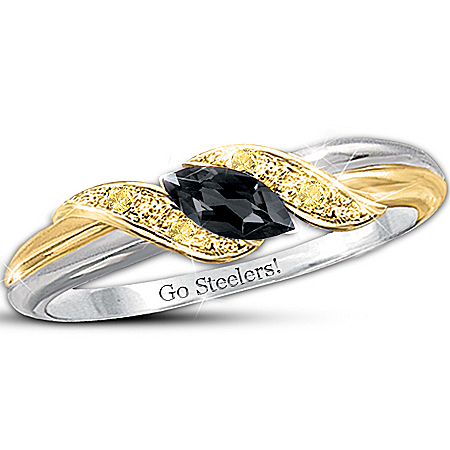 Embrace Ring: Pride Of Pittsburgh