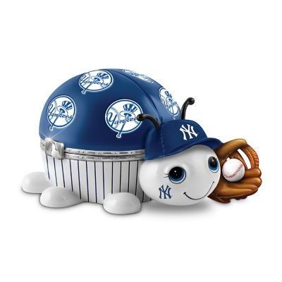 Bradford Exchange Officially Licensed New York Yankees Love Bug Porcelain