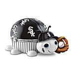 MLB Chicago White Sox Love Bug Heirloom Porcelain Music Box
