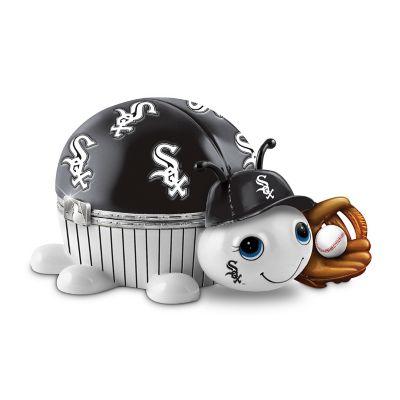 Bradford Exchange MLB Chicago White Sox Love Bug Heirloom Porcelain