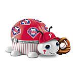 MLB Philadelphia Phillies Love Bug Heirloom Porcelain Music Box