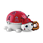 MLB Los Angeles Angels Love Bug Music Box