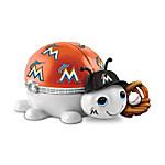 MLB Miami Marlins Love Bug Music Box