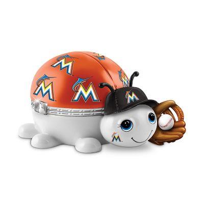 Bradford Exchange MLB Miami Marlins Love Bug