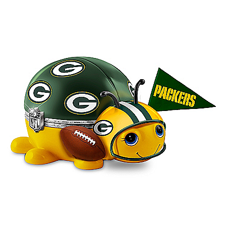 NFL Green Bay Packers #1 Fan Music Box
