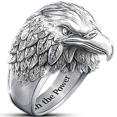 Photo of Ring: Strength And Pride Ring by The Bradford Exchange Online