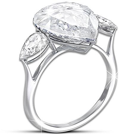 Brilliant Legend Ring