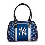 MLB New York Yankees City Chic Handbag
