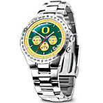 University Of Oregon Ducks Collector's Watch