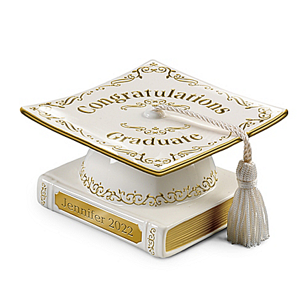 Personalized Graduation Music Box: Congratulations Graduate – Graduation Gift Ideas