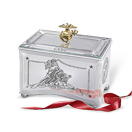 USMC Music Box: Reflections Of A Hero