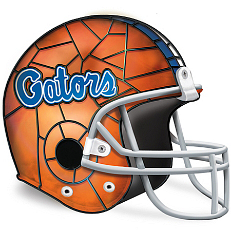 Florida Gators Helmet Accent Lamp