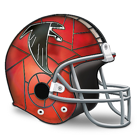 Photo of NFL Atlanta Falcons Accent Lamp by The Bradford Exchange Online