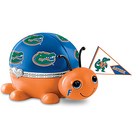 University Of Florida Gators Music Box