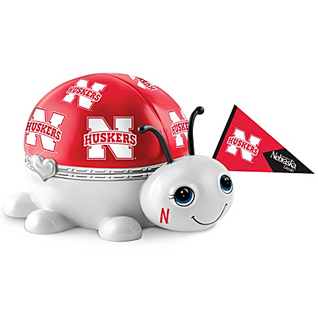 University Of Nebraska Cornhuskers Music Box