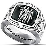 Men's Ring - Brotherhood Of Veterans