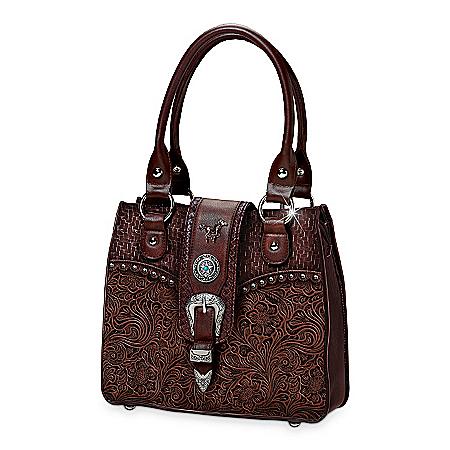 Women's Handbag: Western Elegance Handbag