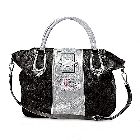Designer Handbag: Ribbons Of Hope
