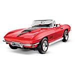 Chevrolet Sculpture - 1967 Corvette Sting Ray 427 Legendary Performance