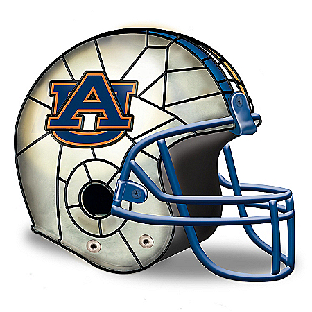 Auburn Tigers Helmet Accent Lamp