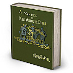 Mark Twain First Edition Replica - A Connecticut Yankee In King Arthur's Court Book