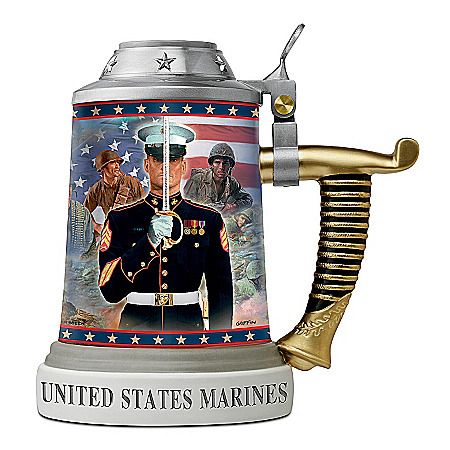 Stein: Pride Of The Corps Stein